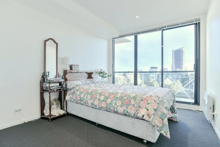 Single bedroom with great view - Richmond - Pis