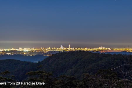 Paradise On Tamborine Mountain - Eagle Heights
