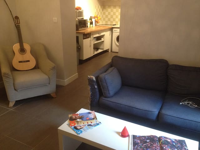 Appartment in Toulouse City-center - Toulouse - Apartment