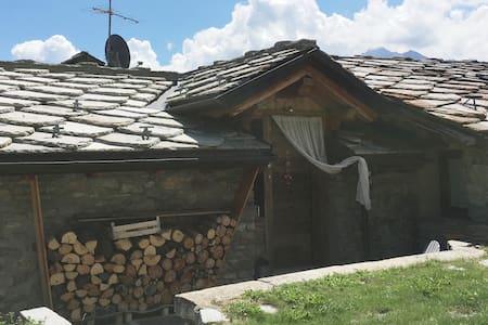 Mansarda in montagna