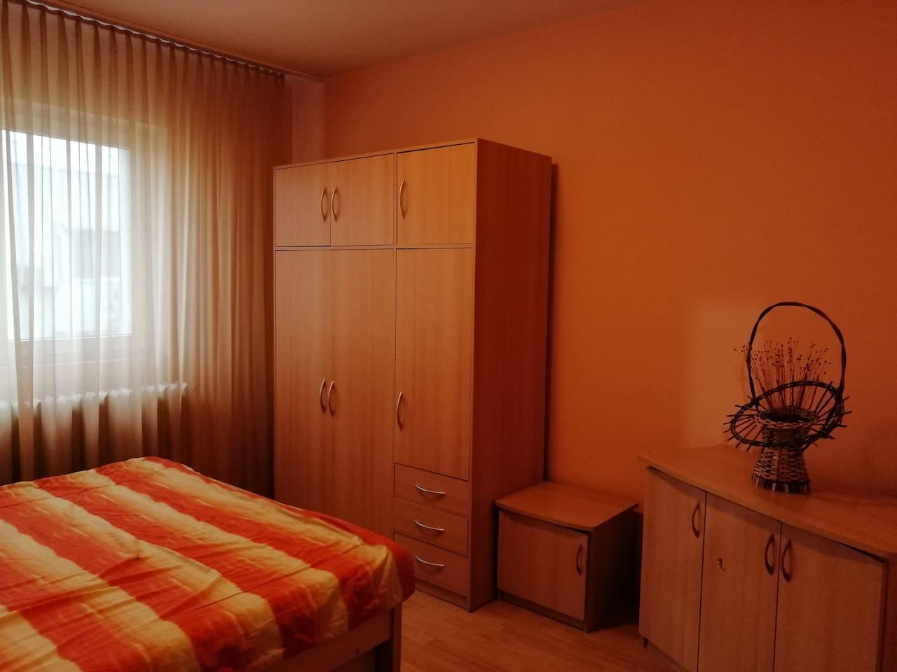 Bedroom no 1.