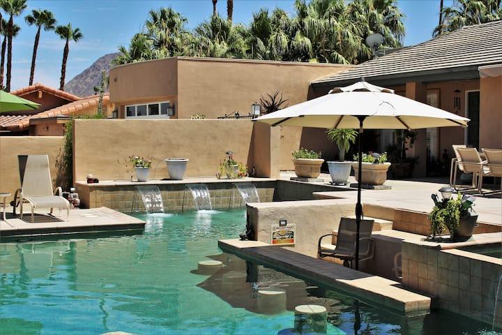 Peaceful, lovely home in S. Palm Desert