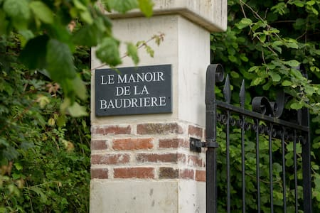 Stunning French Manoir in Normandy. Sleeps 13. - Aubry-le-Panthou