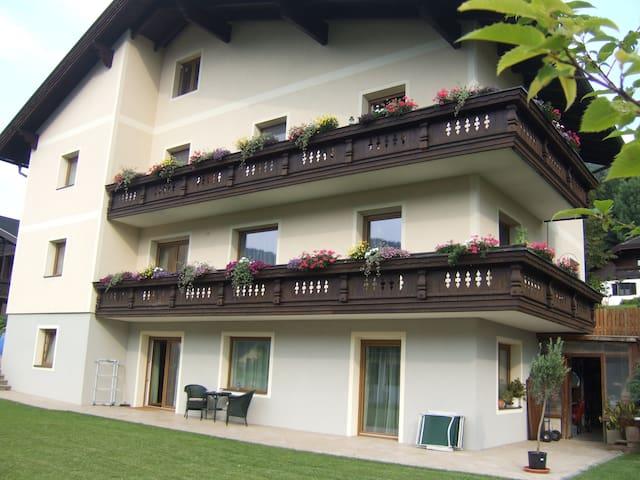 Ferienwohnung Gartengeschoss