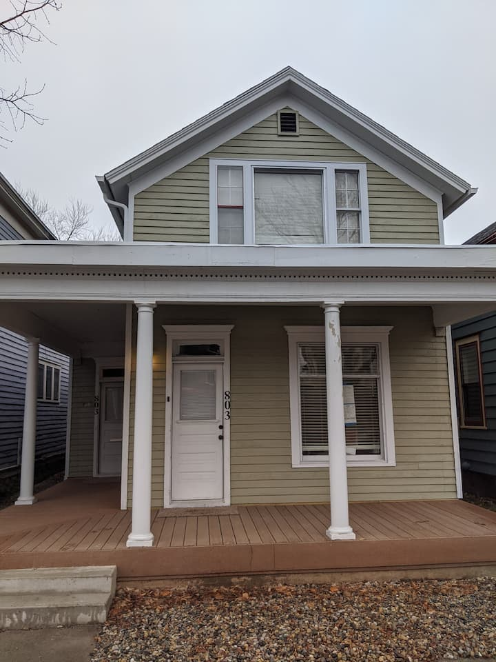 Remodeled Home in Downtown West Central