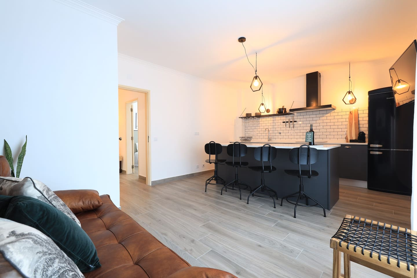 Living room/kitchen