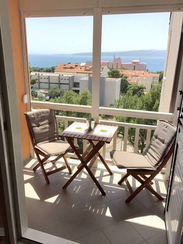 Apartman More - Baška Voda - Apartament