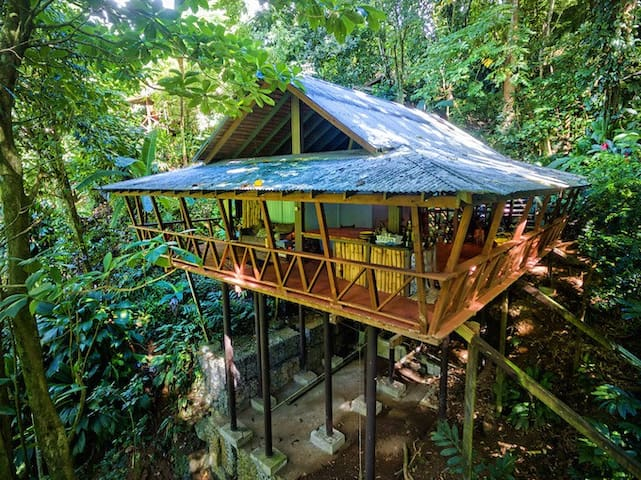 Cocoa Cottage - Treehouse