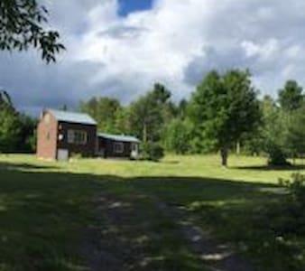 Cozy Concord Cabin - Kisház