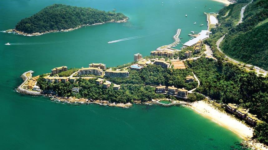 Apartamento Vista Mar Porto Real Resort (Ile. 204)