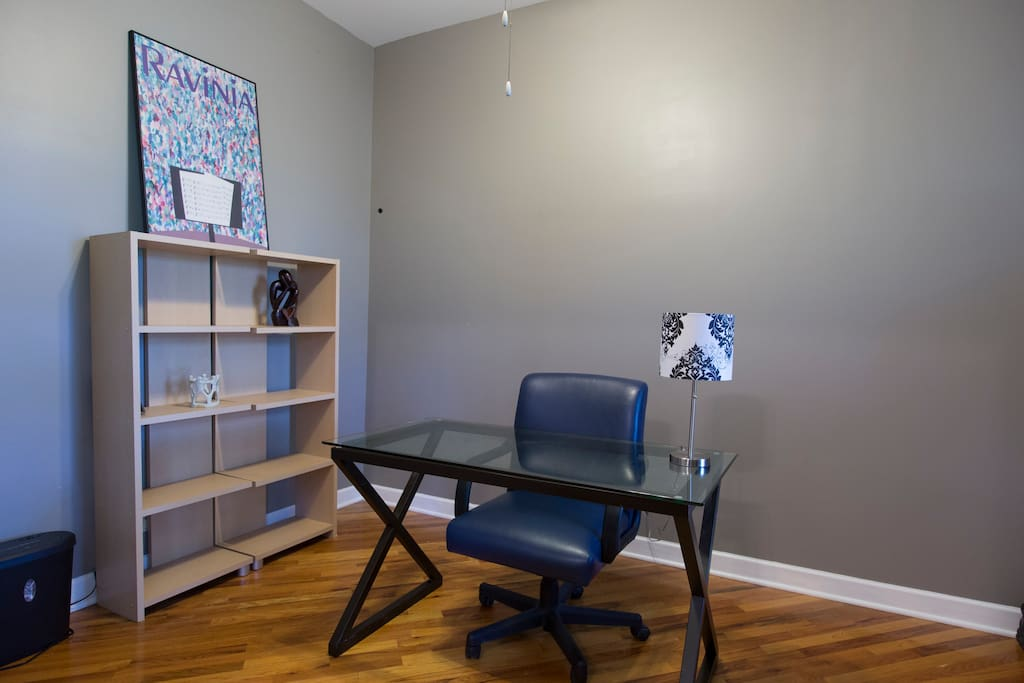 Private In-Unit Office Space