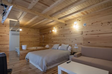 Tree House (Cabana Cova) - Outes