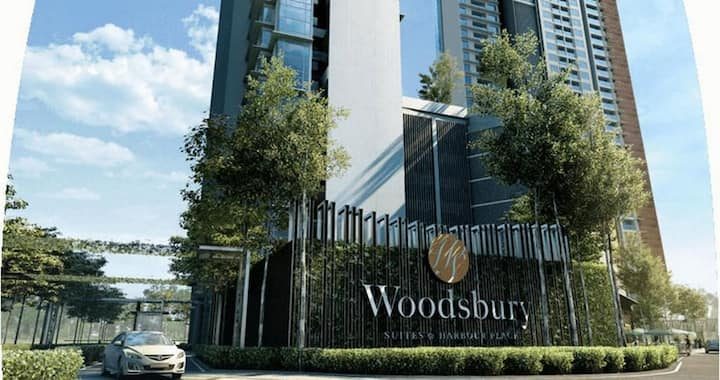 Woodsbury suites @ GCV