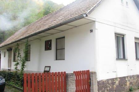 Családias Óbányai nyaraló kiadó - Óbánya