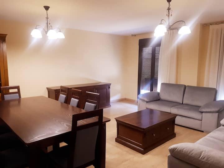 Apartamento para 8 personas en Brihuega