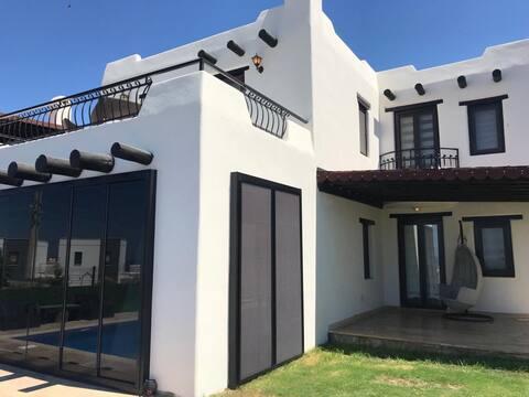 3+1 Villa in Gümüşlük  w/ Sea Views + Private Pool