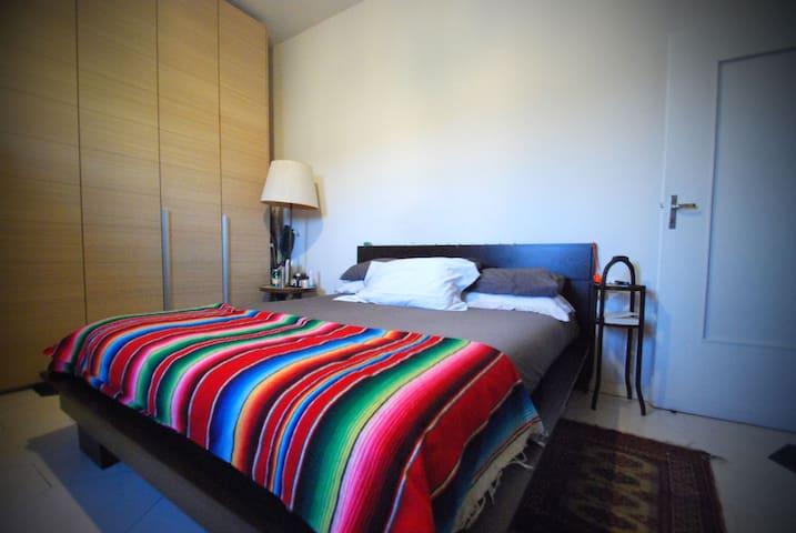 Cozy room near Unipol Arena