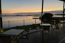 Harrington Hotel for great pub food and a view that makes you feel good to be alive