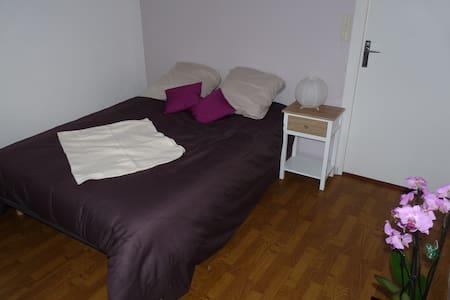 Chambre dans maison, au calme - Reignier-Esery