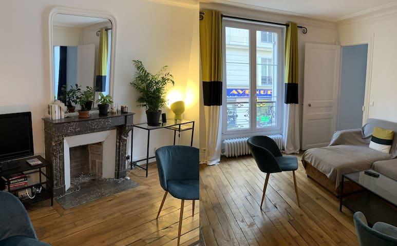 Chambre dans appartement et quartier agréable !
