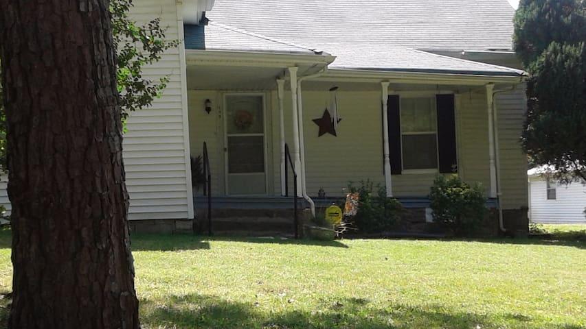 Hidden Jewel, Shelbyville TN House
