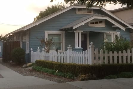 1925 Craftsman Beach Bungalow - Morro Bay