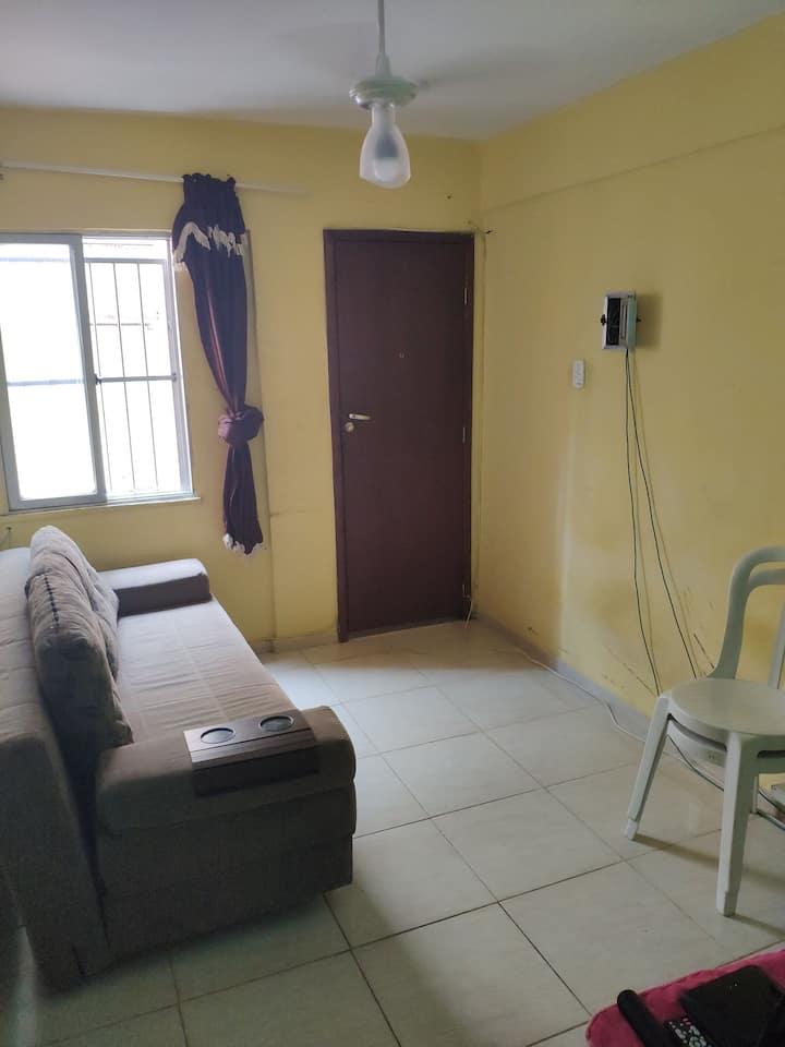 O bom lugar em Botafogo RJ(cozy entire apartament)