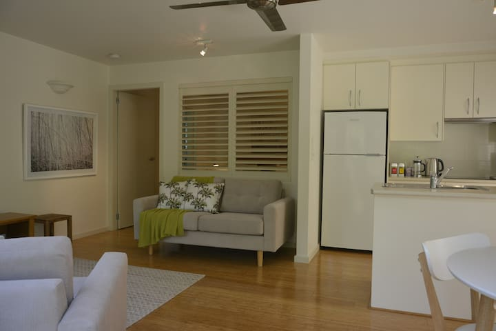 Private and quiet garden apartment - Boambee East - Flat