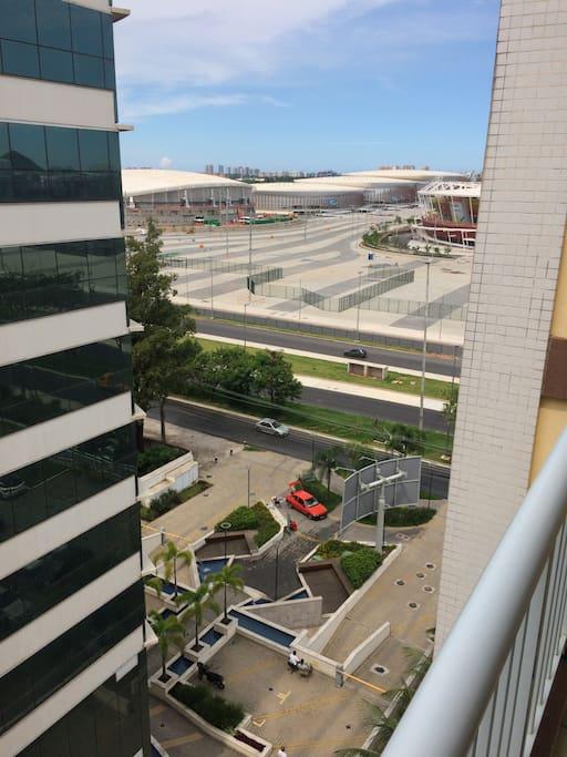 Olympik Park - View From Balcony