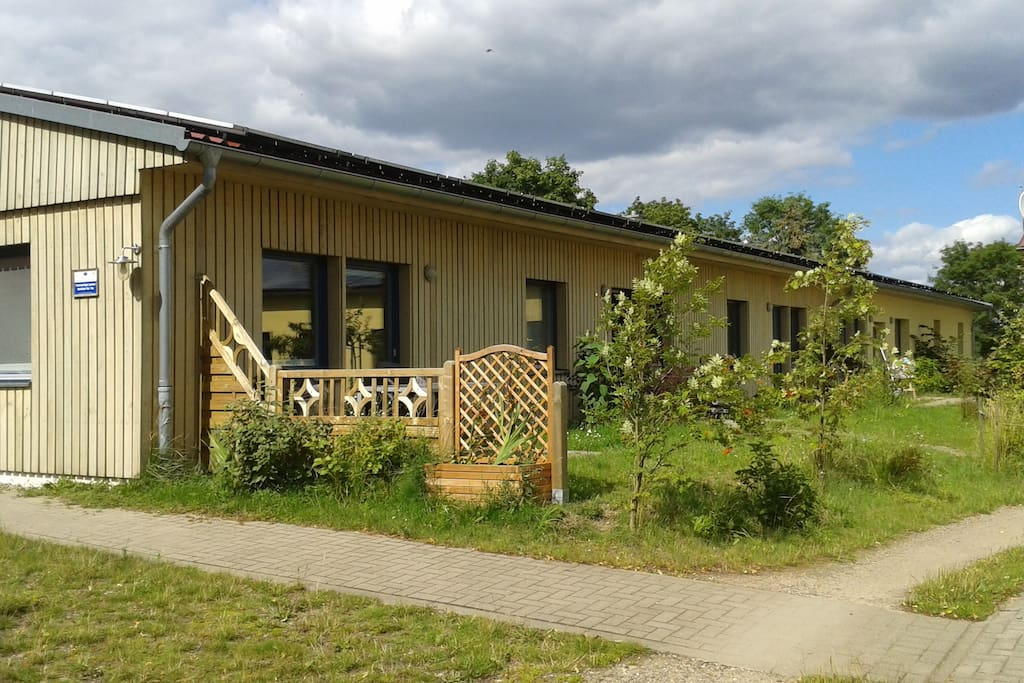 Zugang Ferienhaus