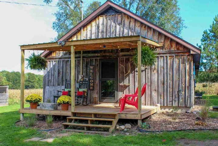 ⭐️CHARMING CABIN⭐️PRIVATE GETAWAY⭐️OUTDOOR HOT TUB⭐️