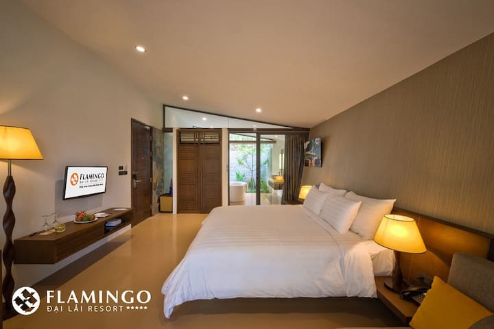 Hilltop villa in Flamingo Dai Lai Resort - tx. Phúc Yên - Bungalow