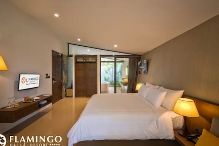 Hilltop villa in Flamingo Dai Lai Resort - tx. Phúc Yên