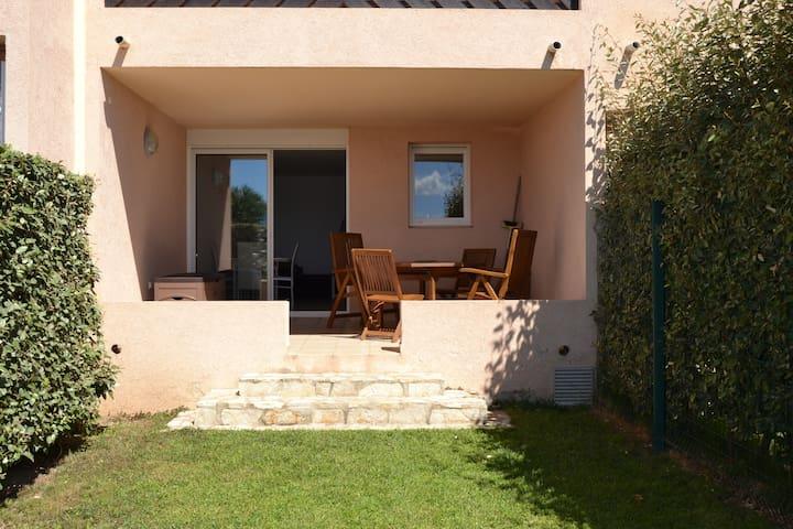 Appartement tout confort avec piscine et jardin - Saint-Cyprien - Apartment