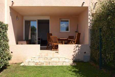 Appartement tout confort avec piscine et jardin - Saint-Cyprien
