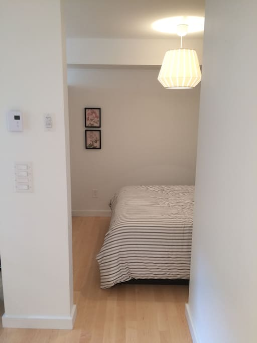 Chambre (demi-fermée)