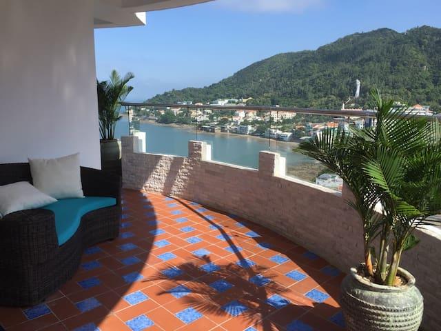 Vung Tau Apartment with Sea View - Vung Tau - Byt