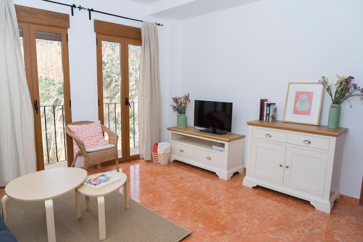 Miralrio CHULILLA - Chulilla - Apartment