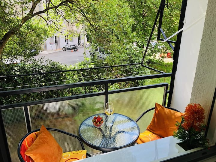 FIANO One Bedroom with Terrace View Apartment