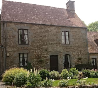 Farmhouse with heated swimming pool - Saint-Sauveur-de-Carrouges