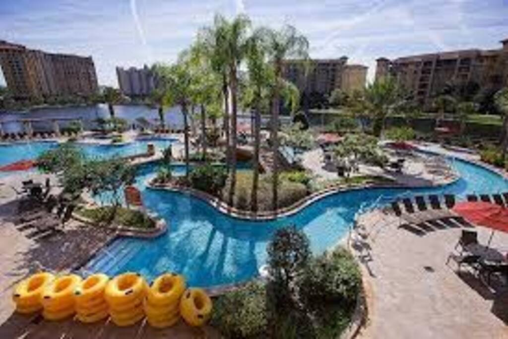 Wyndham Bonnet Creek 1 Bdrm At Disney Condominiums For Rent In Orlando Florida United States
