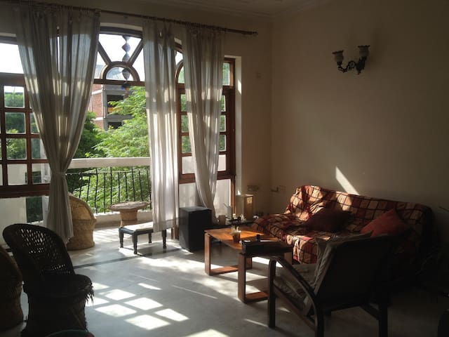 Homestay in the heart of Delhi. Safe, clean&homely