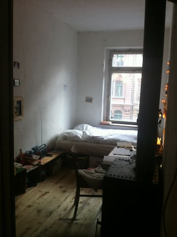 lovely room in old building - Leipzig - Apartamento