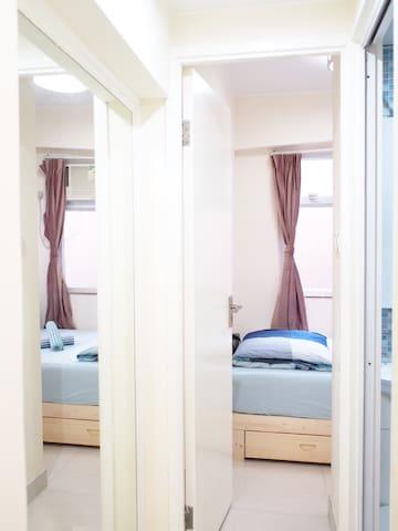 1min to Metro. 3 Bedrooms in Wanchai HKCEC