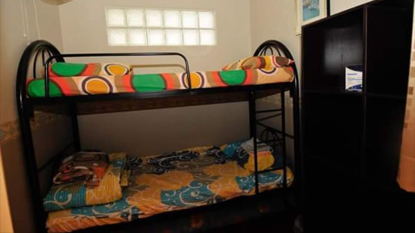 Bunk Beds #2 in a private Borneo beach apartment - Papar
