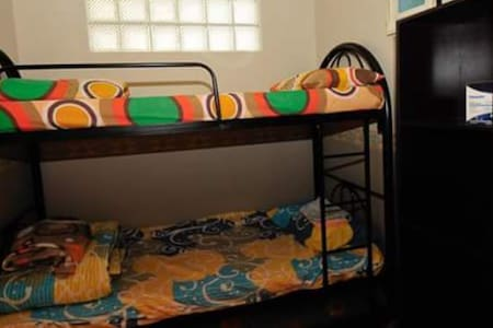 Bunk Beds #2 in a private Borneo beach apartment - Papar - Byt