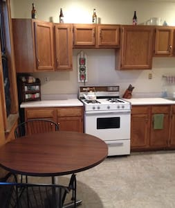 Private Apartment/Bedroom in the Heart of Hornell! - Hornell - Pis