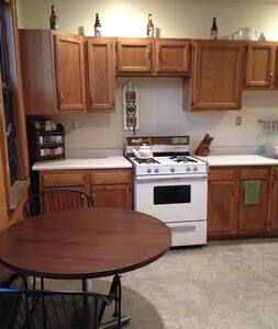 Private Apartment/Bedroom in the Heart of Hornell! - Hornell - Apartamento