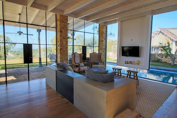 Gilboa` Mountain View vila