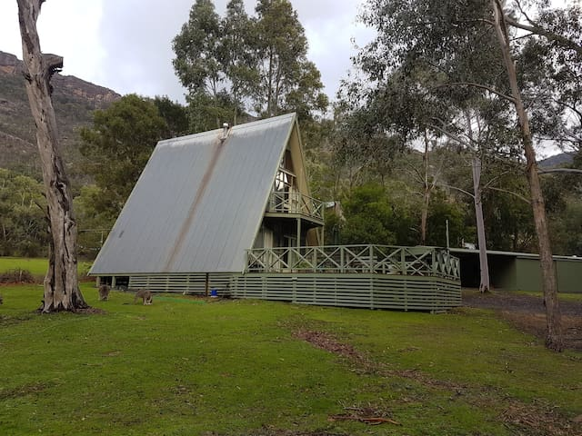 Swampgum Rise - Halls Gap - Rumah